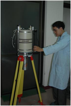 Quan trắc phóng xạ và đánh giá tác động môi trường