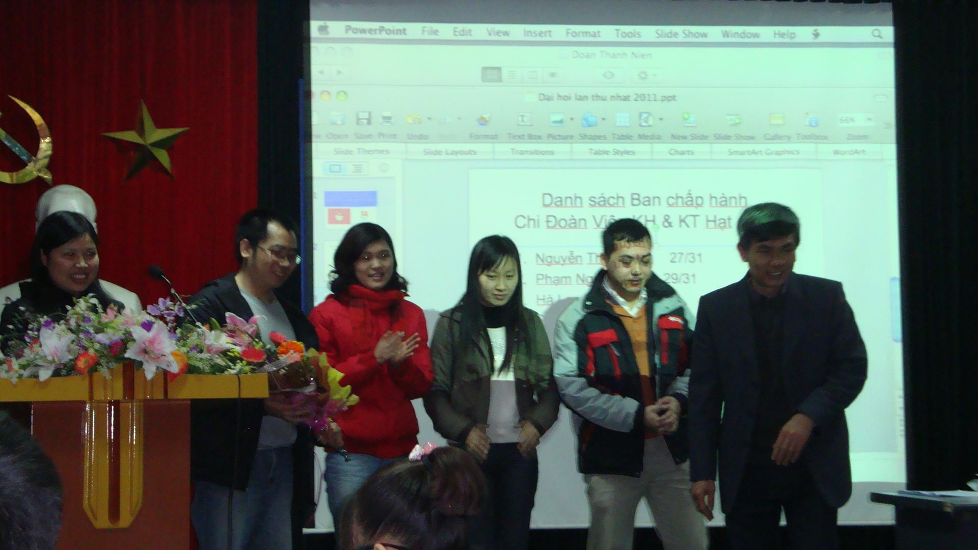 Giới thiệu Chi đoàn Thanh niên Viện Khoa học và Kỹ thuật Hạt nhân