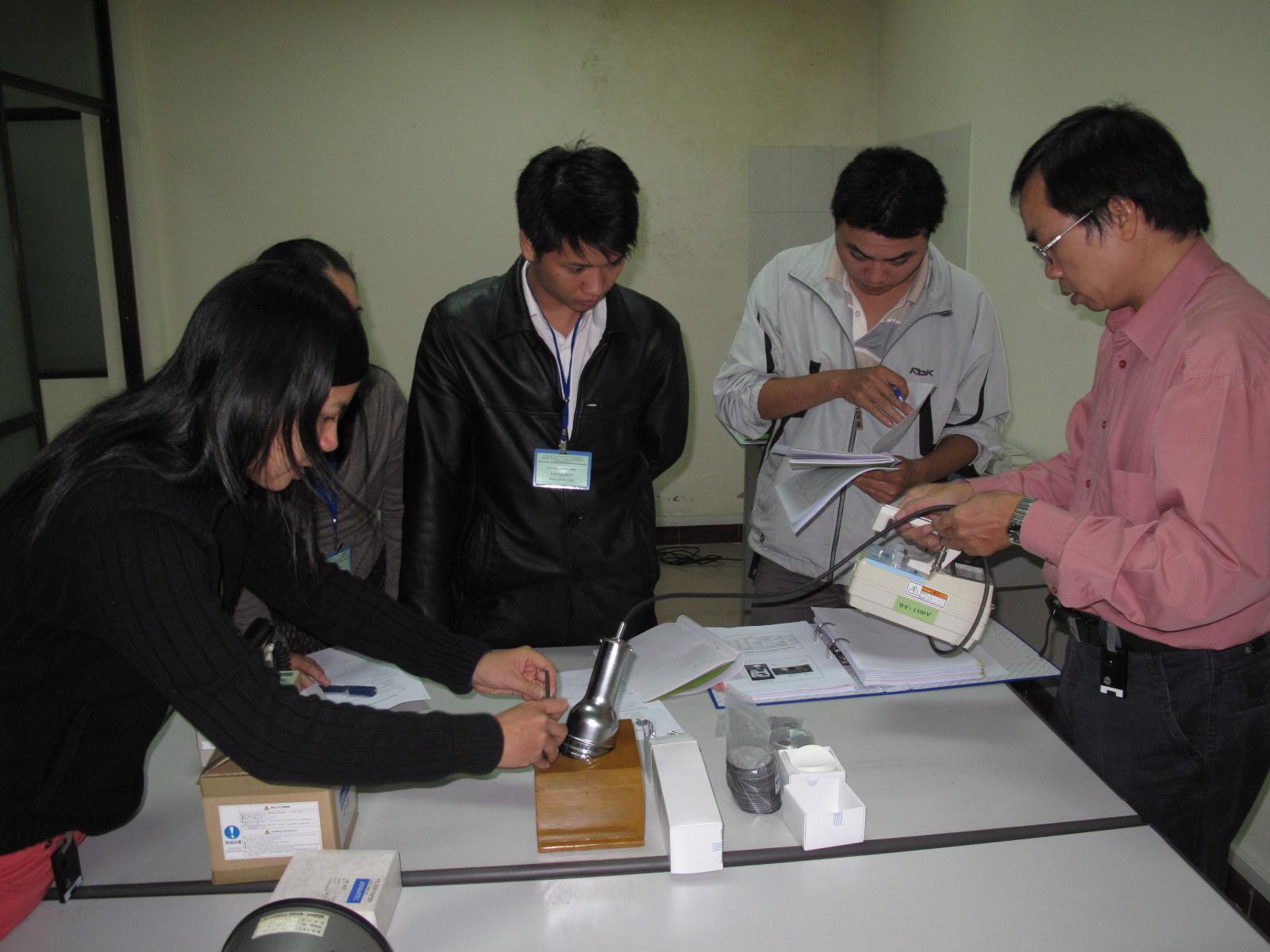 """Thông báo tuyển học viên cho khóa đào tạo phối hợp về """"Sẵn sàng ứng phó sự cố bức xạ và hạt nhân lần thứ ba (NREP-3)"""""""