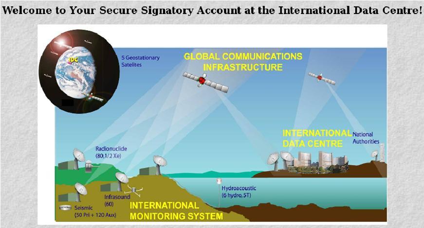 Giới thiệu Hệ thống quan trắc quốc tế  của Tổ chức Hiệp ước cấm thử hạt nhân toàn diện