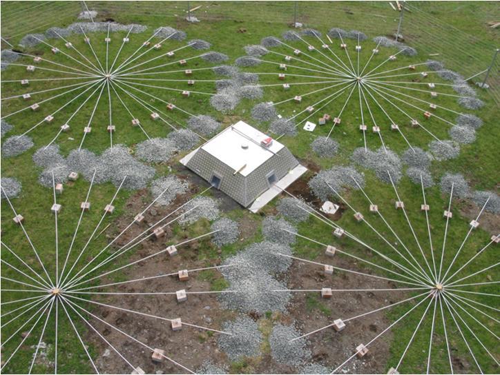 Công nghệ âm thanh sử dụng trong Hệ thống quan trắc quốc tế  của Hiệp ước cấm thử hạt nhân toàn diện