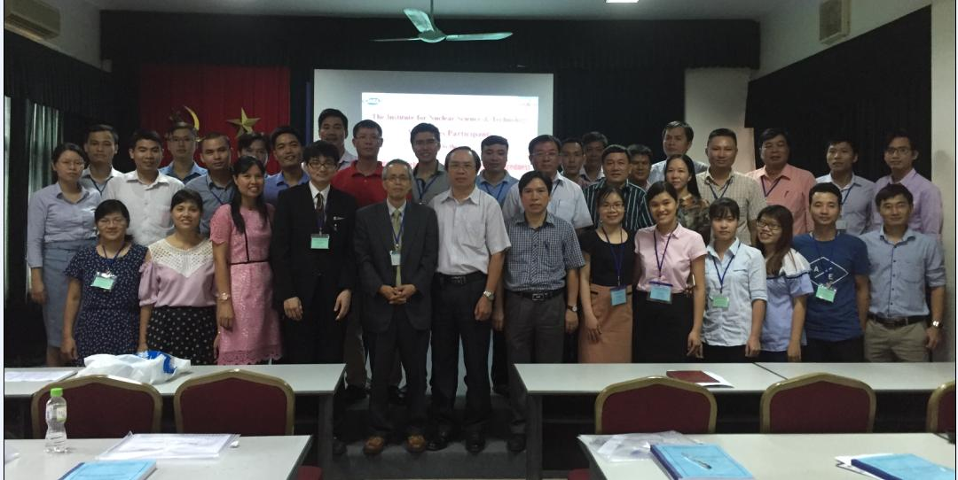 The 9th VINATOM-JAEA Joint Training Course  on Nuclear and Radiological Emergency Preparedness (NREP-9)