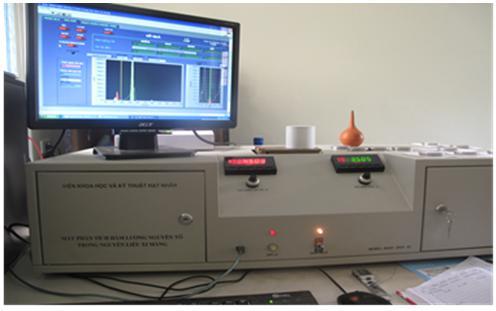 Thiết bị phân tích nhanh hàm lượng 4 nguyên tố Al, Si, Ca, Fe phục vụ sản xuất xi măng