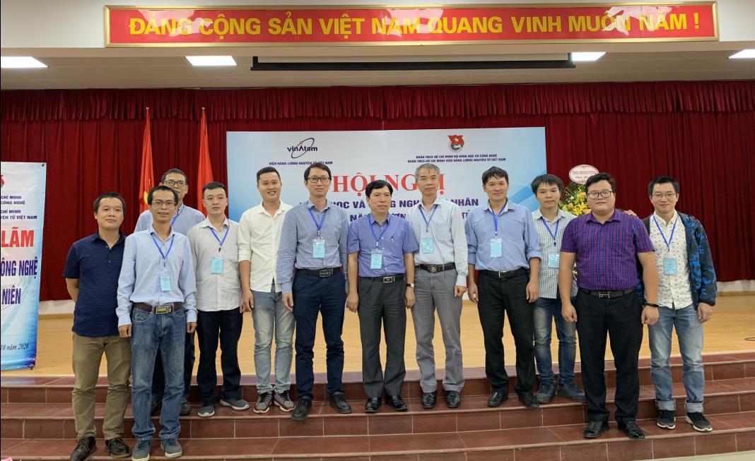 Viện Khoa học và Kỹ thuật hạt nhân tham dự Hội nghị Khoa học và Công nghệ hạt nhân cán bộ trẻ ngành năng lượng nguyên tử lần thứ 6