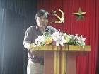 Lễ trao quyết định bổ nhiệm Phó Viện trưởng Viện KH&KTHN cho tiến sĩ Nguyễn Tuấn Khải