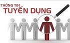 Thông báo tuyển dụng viên chức làm việc tại Viện KH&KTHN năm 2013