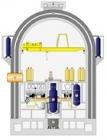 Lò VVER-1200 với các giải pháp an toàn tin cậy