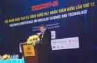 Viện Khoa học và Kỹ thuật hạt nhân tham dự Hội nghị Khoa học và Công nghệ hạt nhân toàn quốc lần thứ 12